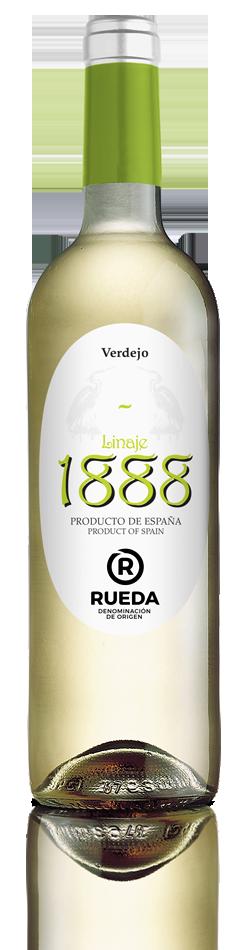 Linaje Garsea 1888 Rueda Verdejo