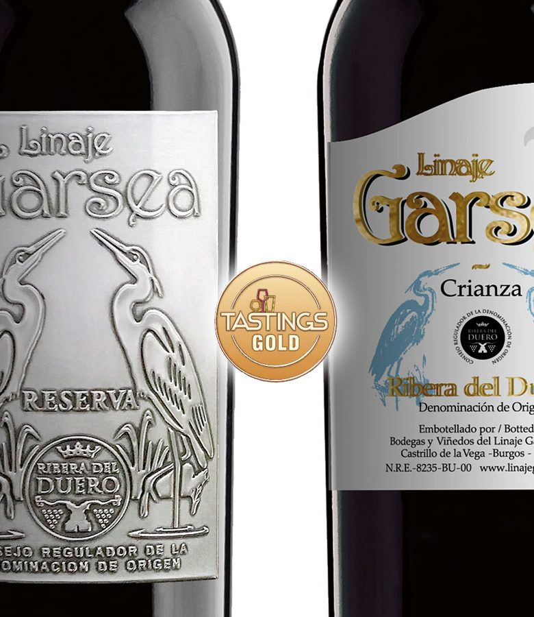 Linaje Garsea Tastings Institute médaille d'or