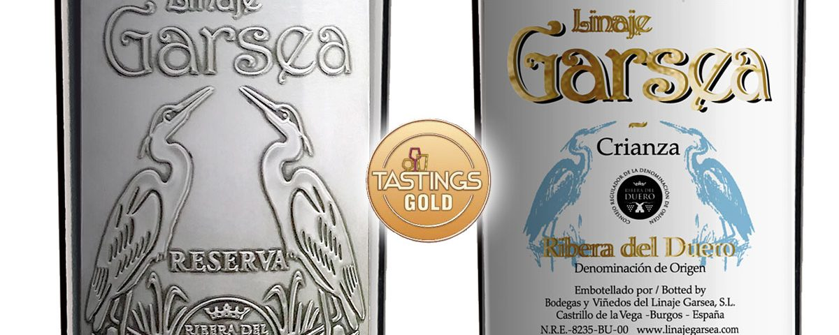Linaje Garsea Tastings Institute Gold medal